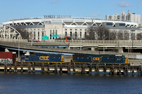 CSX at the New Yankee Stadium