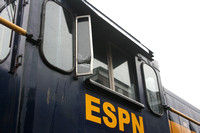 ESPN 7811 conductor mirror damage