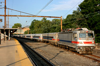 SEPTA at Trenton, NJ